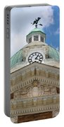 Giles County Courthouse Details Portable Battery Charger