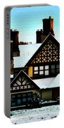 Gingerbread House Portable Battery Charger