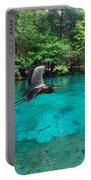 Ginnie Springs Portable Battery Charger