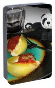 Ginny Can't Wait To Taste Stuffed Shells Portable Battery Charger