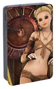Girlie Portable Battery Charger
