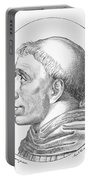 Girolamo Savonarola Portable Battery Charger