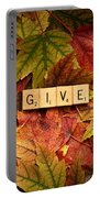 Give-autumn Portable Battery Charger