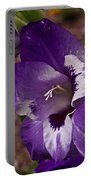Gladiola Blossom 5 Portable Battery Charger