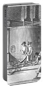 Glass Manufacture, 1751 Portable Battery Charger