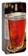 Glass Of Beer Portable Battery Charger