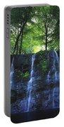 Glenariff Waterfall, Co Antrim, Ireland Portable Battery Charger