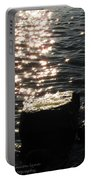 Glittering Sunlight Portable Battery Charger