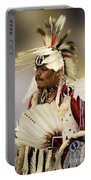 Pow Wow Glory Days Portable Battery Charger
