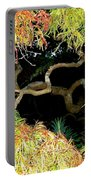 Gnarly Autumn Beauty Portable Battery Charger