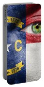 Go North Carolina Portable Battery Charger