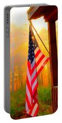 God Country Home Portable Battery Charger
