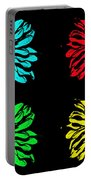 Godess Pop Art Portable Battery Charger