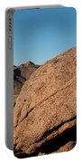 Gold Butte Sandstone Portable Battery Charger