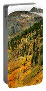 Gold In Colorado Portable Battery Charger