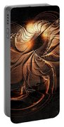 Gold Relic Portable Battery Charger
