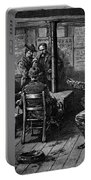 Gold Rush: Miners, 1887 Portable Battery Charger