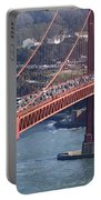 Golden Gate Traffic Portable Battery Charger
