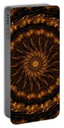 Golden Mandala 1 Portable Battery Charger