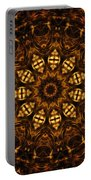 Golden Mandala 6 Portable Battery Charger