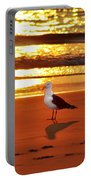 Golden Sunrise Seagull Portable Battery Charger