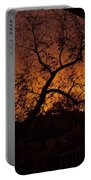 Golden Sunset Portable Battery Charger