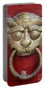 Golden Temple Door Knocker  Portable Battery Charger