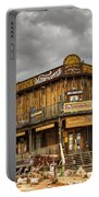 Goldfield Ghost Town - Peterson's Mercantile  Portable Battery Charger