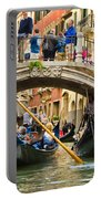 Gondolas Galore Portable Battery Charger