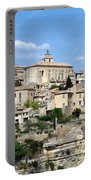 Gordes In Provence Portable Battery Charger