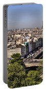 Gorgyle View Of Paris Portable Battery Charger