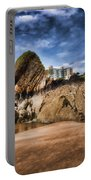 Goscar Rock Tenby 4 Painted Portable Battery Charger