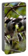 Gossip Birds Portable Battery Charger