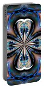 Gothic Blues Portable Battery Charger