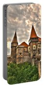 Gothic Castle Portable Battery Charger