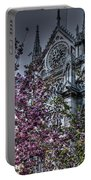 Gothic Paris Portable Battery Charger