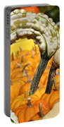 Gourd Heart Portable Battery Charger