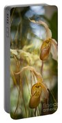 Graceful Orchids Portable Battery Charger