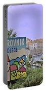 Grad Dubrovnik Portable Battery Charger