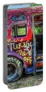 Graffiti Bus Portable Battery Charger