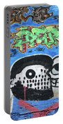 Graffiti Provence France Portable Battery Charger