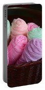 Grammy's Yarn Basket Portable Battery Charger