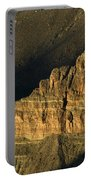 Grand Canyon Bathed In Light Portable Battery Charger