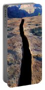 Grand Canyon Dividing Line Portable Battery Charger