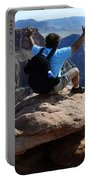 Grand Canyon Feeling All Right Portable Battery Charger
