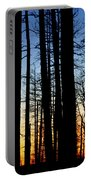 Grand Canyon North Rim Sunset Portable Battery Charger