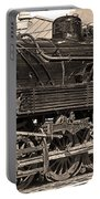 Grand Canyon Railroad Locomotive Portable Battery Charger