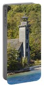 Grand Island E Channel Lighthouse 1 Portable Battery Charger