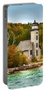 Grand Island Lighthouse No.1442 Portable Battery Charger