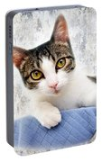 Grand Kitty Cuteness 2 Portable Battery Charger
